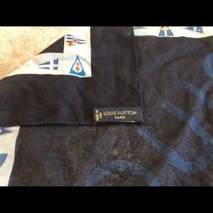Louis Vuitton Accessories - Louis Vuitton Cup Bandana